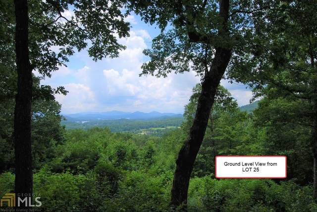0 Solitude Ln Lot 25, Hayesville, NC 28904 (MLS #8827727) :: Athens Georgia Homes