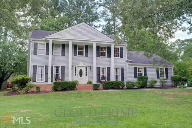683 Cedar Hill Way, Marietta, GA 30068 (MLS #8827827) :: Maximum One Greater Atlanta Realtors