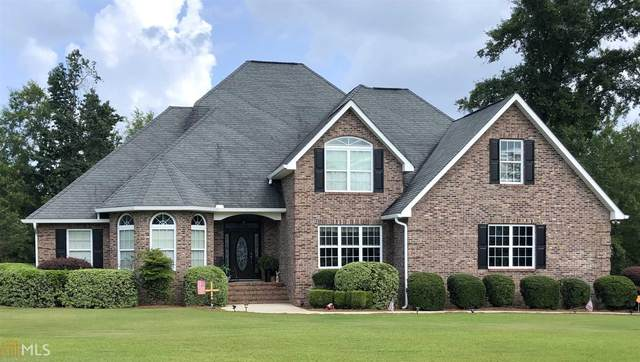 283 NE High Bluff Ct, Milledgeville, GA 31061 (MLS #8828004) :: The Durham Team