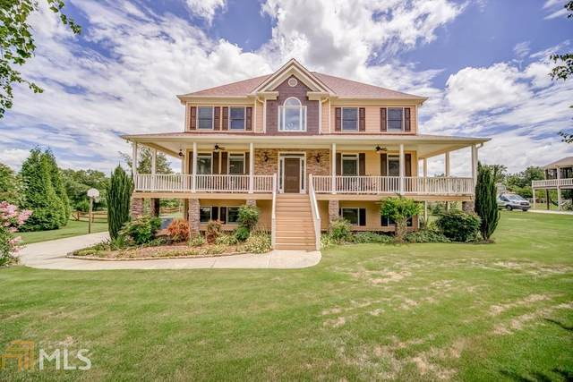 18 Riverview Trl, Euharlee, GA 30145 (MLS #8828133) :: The Realty Queen & Team