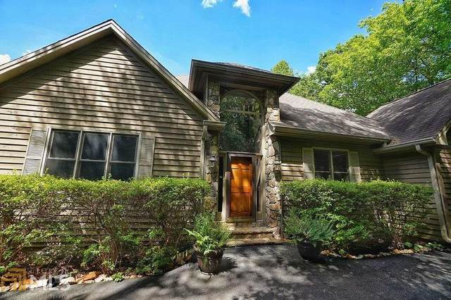159 Cinnamon Fern Ln, Big Canoe, GA 30143 (MLS #8828305) :: Rettro Group