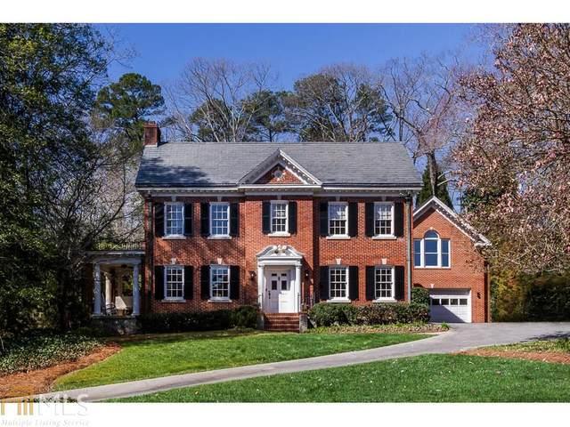 1088 Lullwater Rd, Atlanta, GA 30307 (MLS #8828384) :: Regent Realty Company
