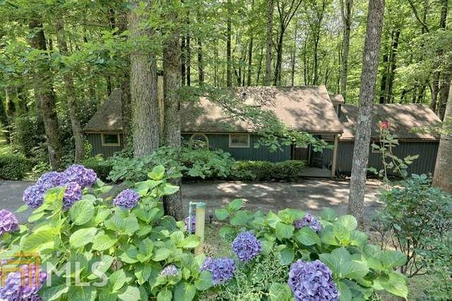 400 Bald Mountain Rd, Sky Valley, GA 30537 (MLS #8828463) :: Rettro Group