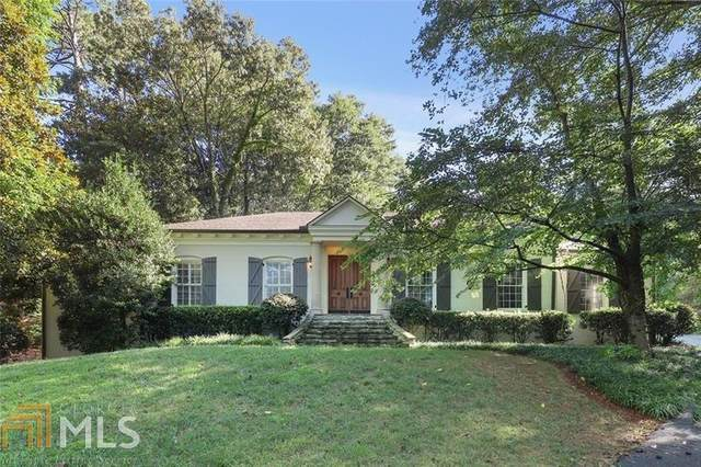 551 Hillside Dr, Atlanta, GA 30342 (MLS #8828478) :: Keller Williams Realty Atlanta Partners
