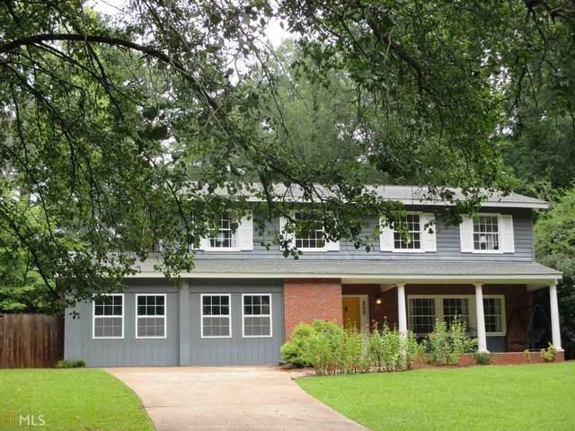200 Griffin Ave, Thomaston, GA 30286 (MLS #8829118) :: The Heyl Group at Keller Williams