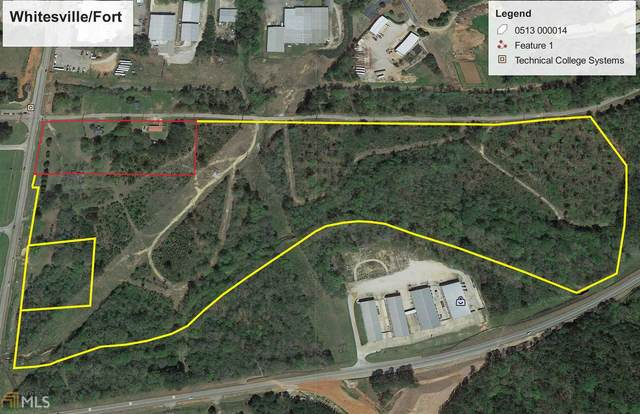 0 Whitesville Rd, Lagrange, GA 30241 (MLS #8829331) :: The Heyl Group at Keller Williams