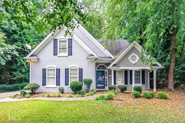4923 Pembridge, Kennesaw, GA 30152 (MLS #8829338) :: Crown Realty Group