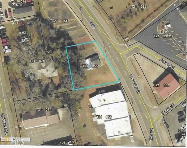 0 North Center St, Thomaston, GA 30286 (MLS #8829672) :: The Heyl Group at Keller Williams