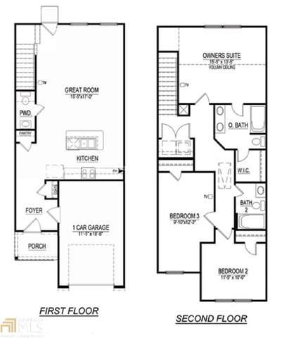2521 Wood Bend Ln #03, Riverdale, GA 30296 (MLS #8829867) :: The Heyl Group at Keller Williams