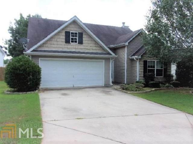 44 Hill Top, Grantville, GA 30220 (MLS #8829874) :: Tim Stout and Associates