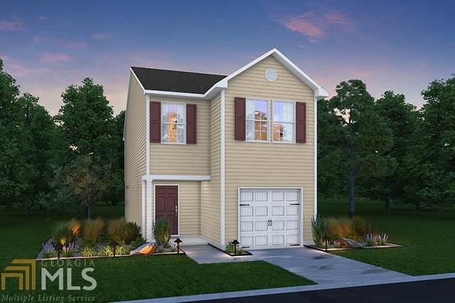 2537 Wood Bend Ln #07, Riverdale, GA 30296 (MLS #8829996) :: Keller Williams Realty Atlanta Partners