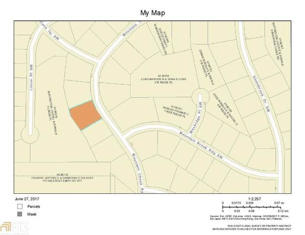 0 SW Mountain Chase Lot 14, Rome, GA 30165 (MLS #8830071) :: The Durham Team