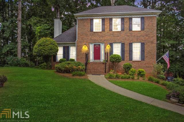 2241 Fox Chase, Lawrenceville, GA 30043 (MLS #8830132) :: Buffington Real Estate Group
