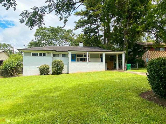 3376 Homera Pl, Decatur, GA 30032 (MLS #8830169) :: The Heyl Group at Keller Williams