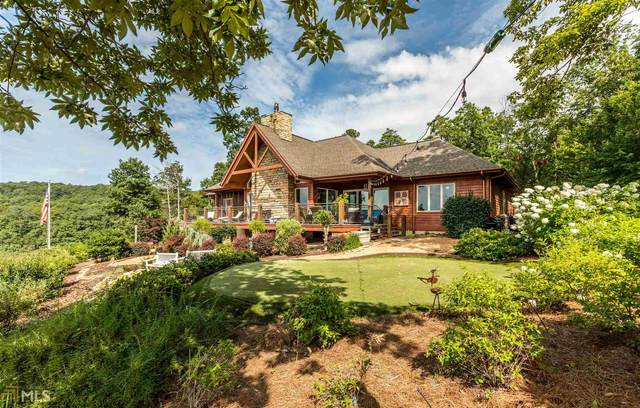 613 S Brow Dr, Menlo, GA 30731 (MLS #8831229) :: Rettro Group
