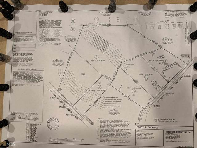 0 Pleasant Arbor Rd, Waleska, GA 30183 (MLS #8831366) :: Buffington Real Estate Group