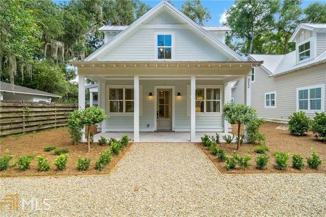 212 Menendez Ave, St. Simons, GA 31522 (MLS #8831550) :: The Heyl Group at Keller Williams