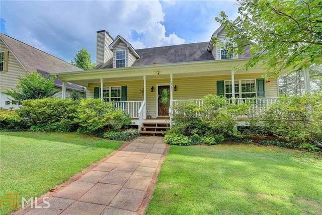 5555 Wg Robinson Rd, Gainesville, GA 30506 (MLS #8831608) :: Buffington Real Estate Group