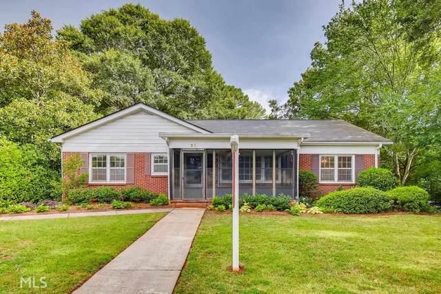 23 S Avondale, Avondale Estates, GA 30002 (MLS #8831778) :: Athens Georgia Homes