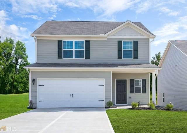 3370 Ridge Hill Pkwy #117, Douglasville, GA 30135 (MLS #8831860) :: Rettro Group