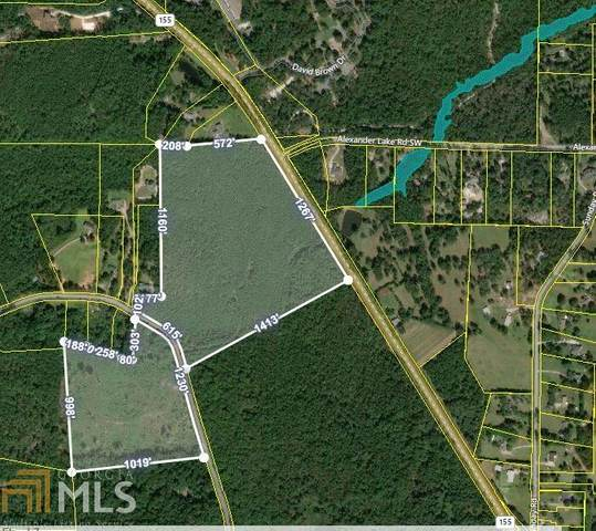 0 Highway 155 Tract A,40 Ac+/, Stockbridge, GA 30281 (MLS #8831914) :: The Heyl Group at Keller Williams