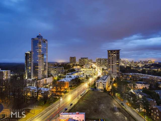 2795 Peachtree Rd #1709, Atlanta, GA 30305 (MLS #8831932) :: Rettro Group