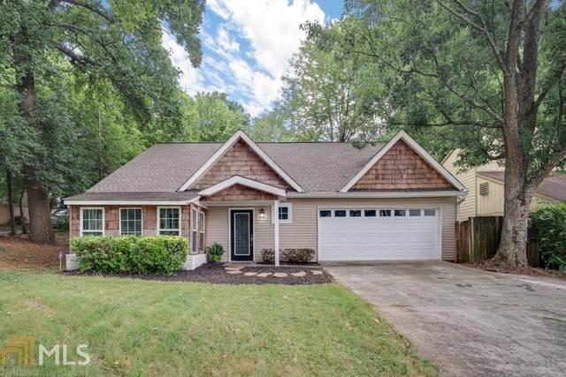 548 Deering Rd, Atlanta, GA 30309 (MLS #8831941) :: Keller Williams Realty Atlanta Partners