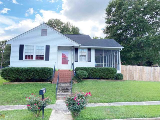 2 Crescent Ave, Lindale, GA 30147 (MLS #8832027) :: The Realty Queen & Team