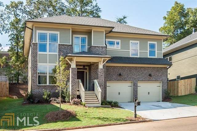 1380 Sugarmill Oaks Ave, Atlanta, GA 30316 (MLS #8832222) :: Buffington Real Estate Group