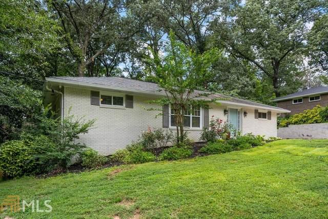 2348 Elmwood Cir, Atlanta, GA 30339 (MLS #8832332) :: The Heyl Group at Keller Williams