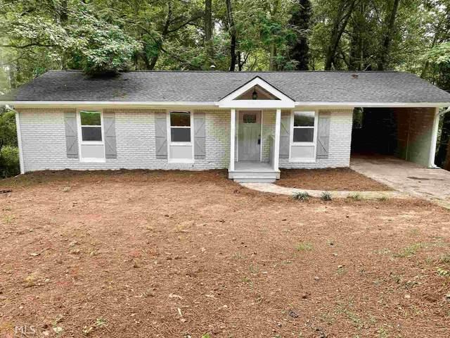 206 Deer Creek Trl, Marietta, GA 30060 (MLS #8832500) :: Shayne McClain