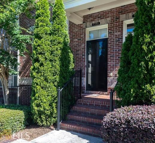 7350 Glisten Ave #88, Sandy Springs, GA 30328 (MLS #8832577) :: Athens Georgia Homes