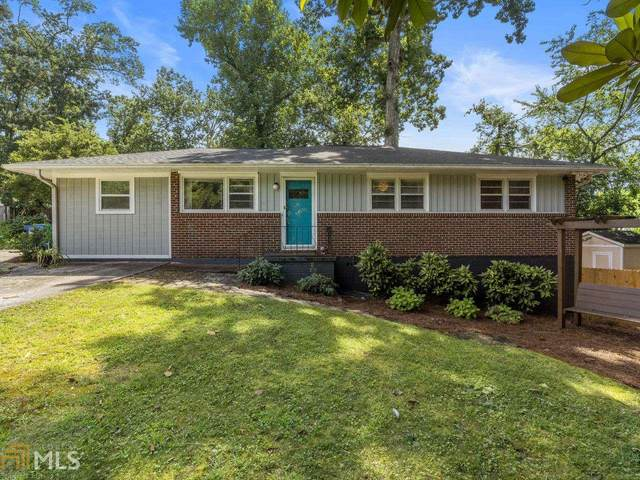 811 Whelchel Dr, Decatur, GA 30033 (MLS #8832740) :: Team Reign