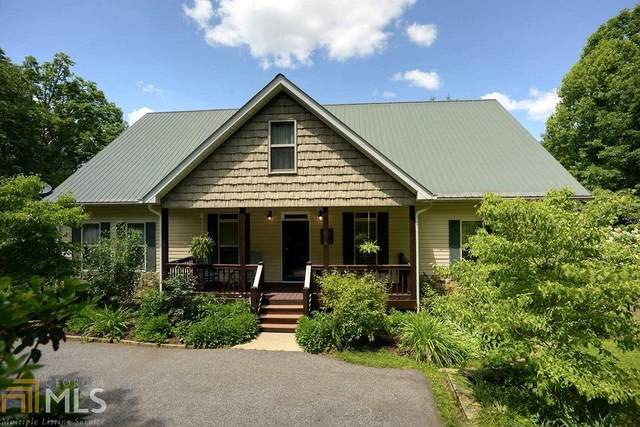 1659 Ivylog Creek Rd, Young Harris, GA 30582 (MLS #8832743) :: Bonds Realty Group Keller Williams Realty - Atlanta Partners