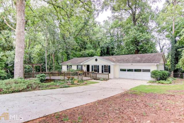6289 Shallow Creek Ln, Douglasville, GA 30135 (MLS #8832770) :: Crown Realty Group