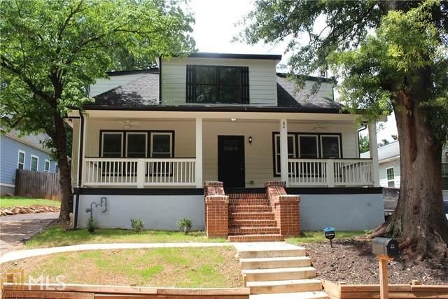 84 Bisbee Ave, Atlanta, GA 30315 (MLS #8832847) :: Team Reign