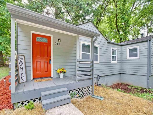740 North Ave, Hapeville, GA 30354 (MLS #8833087) :: Buffington Real Estate Group