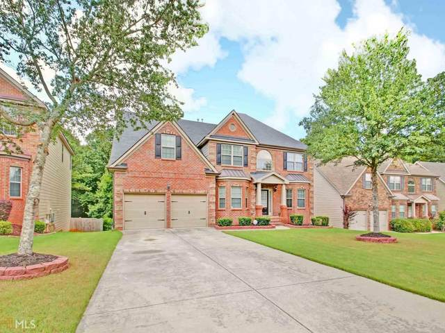 7849 The Lakes Dr, Fairburn, GA 30213 (MLS #8833149) :: Rettro Group