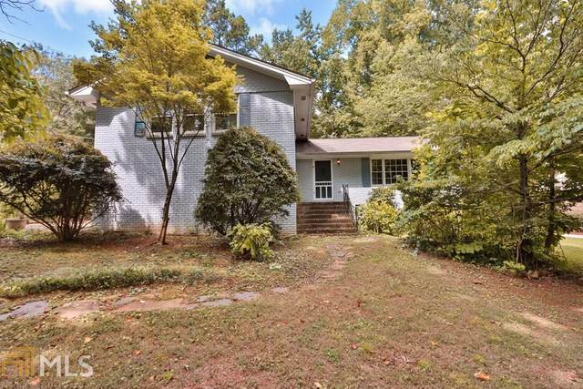 481 Beaumont Drive, Stone Mountain, GA 30087 (MLS #8833175) :: The Heyl Group at Keller Williams