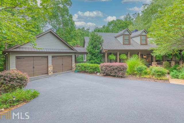 176 Willow Drive, Big Canoe, GA 30143 (MLS #8833223) :: Rettro Group