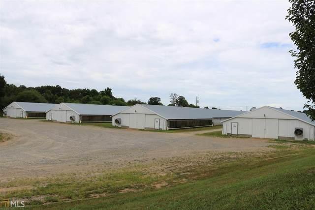 831 Harris Rd, Jasper, GA 30143 (MLS #8833245) :: Crown Realty Group