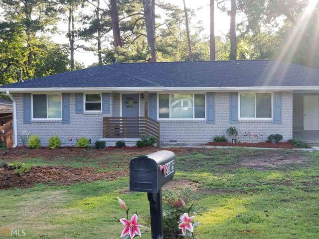 2105 Green Forrest Dr, Decatur, GA 30032 (MLS #8833291) :: The Heyl Group at Keller Williams