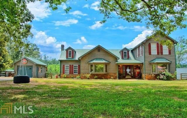 7180 Charlie B Johnston Rd, Hogansville, GA 30230 (MLS #8833383) :: Rettro Group
