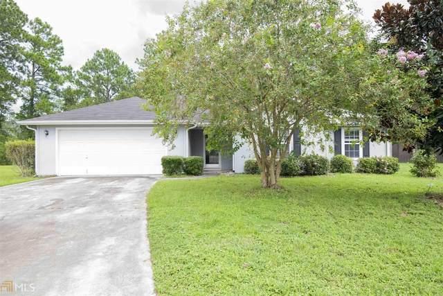 149 Lake Manor Drive, Kingsland, GA 31548 (MLS #8833437) :: Rich Spaulding
