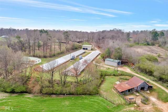 395 Swain Wood Rd, Clarkesville, GA 30523 (MLS #8833482) :: The Heyl Group at Keller Williams