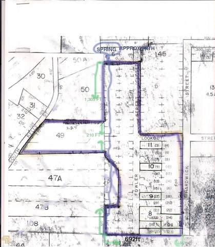 124 S Kelly Street, Tallapoosa, GA 30176 (MLS #8833502) :: The Heyl Group at Keller Williams