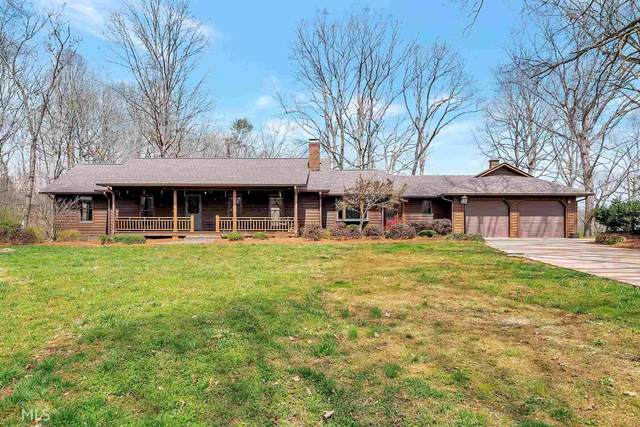 453 Swain Wood Rd, Clarkesville, GA 30523 (MLS #8833534) :: The Heyl Group at Keller Williams