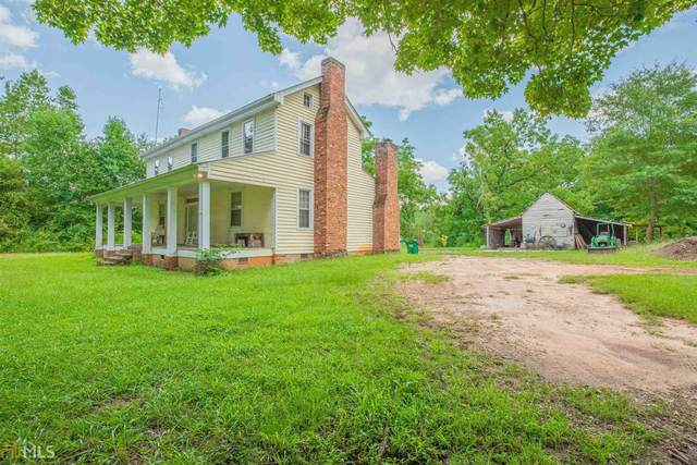 14333 Old Federal Rd., Carnesville, GA 30521 (MLS #8833571) :: Rich Spaulding