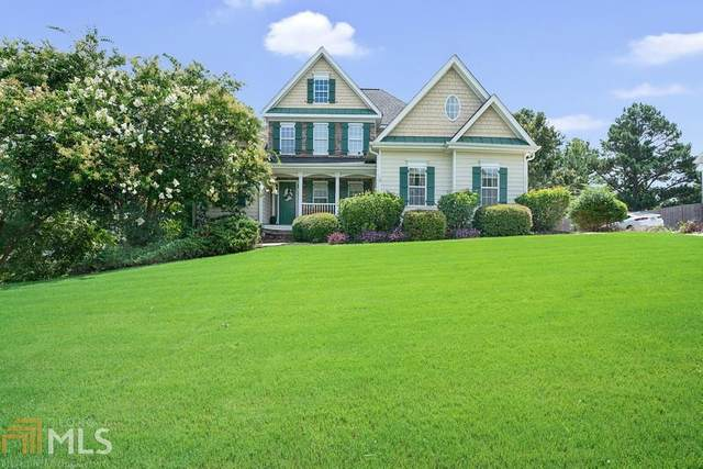 4273 Old Wood Drive, Conyers, GA 30094 (MLS #8833992) :: Rettro Group