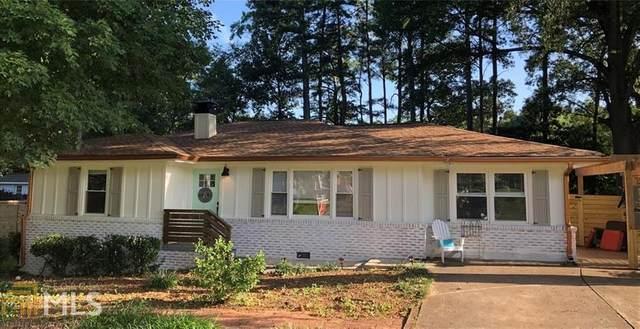 1251 Cliffwood Drive, Smyrna, GA 30080 (MLS #8833997) :: The Durham Team